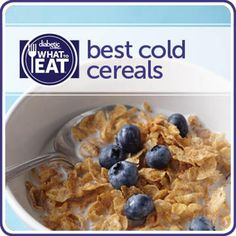 Looking for a better breakfast cereal? Try one of our 18 cereal winners or finalists that are dietitian-approved and taste-tested. We conducted blind taste panels with more than 100 people, including people with diabetes, and awarded the top-rated flakes, O's, and puffed cereals our Diabetic Living What to Eat seal of approval.   Please note that product information, packaging, and availability may have changed since our story first appeared.
