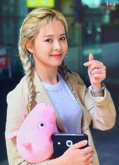 South Korean Girls, Korean Girl Groups, Somebody To You, Yuehua Entertainment, 21 Years Old, Bias Wrecker, New Girl, Pop Group, Rapper