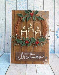 ScrapMan: Christmas cards Continued