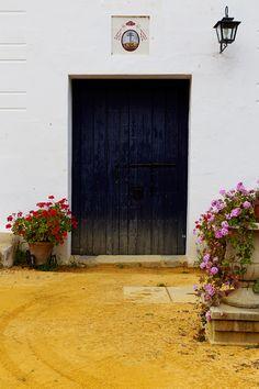 Spanish entryway from La Tartine Gourmande