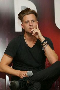 Ryan Tedder of One Republic attends a press conference at Palacio De Los Deportes on July 2014 in Mexico City, Mexico. Ryan Tedder, One Republic, Music Is Life, My Music, City Press, Red Rock Amphitheatre, Eddie Fisher, Song Playlist, Music Bands