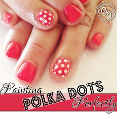 I love nail art polka dots, a lot. They are so simple yet can create just the right look for any occasion. When it comes to nail art polka dots there is a right and a wrong way to painting them. Ju…