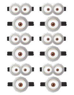Minion Eyes