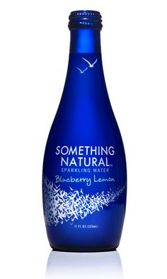 Something Natural Sparkling Water - The Dieline -
