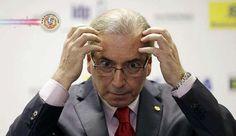 Brasil: Em depoimento, Cunha diz a Moro que tem um aneurisma e reclama de presídio. Em interrogatório de três horas hoje (7), o deputado cassado Eduardo Cun