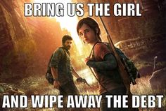 I played Bioshock Infinite and The Last of Us within a week of each other. It was impossible not to think this. ;)