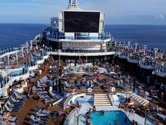 Life is good but cruise life is better