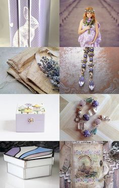 Purple Passion by FrenchPaperMoon on Etsy--Pinned with TreasuryPin.com