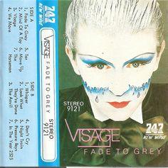 Visage - Fade To Grey (Cassette)