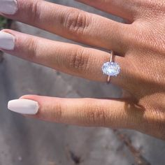 "I love her ring. Simple but elegant. ""Chelsea Houska And Cole DeBoer Are Getting Married -- See The Ring"""
