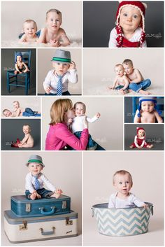 6 month baby ZLM photography