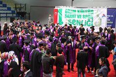 Ağrı İbrahim Çeçen Üniversitesi Mezuniyet Fotoğrafları 2013