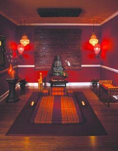 Wauw, great Thai Massage Room !!