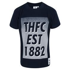 Spurs Boys THFC Honeycomb T-shirt   Official Spurs Shop