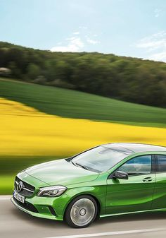 The Mercedes-Benz new generation A-Class is the most powerful and fuel-efficient compact model to date. With striking dynamics, sporty proportions, and a high-quality interior, this car has everything you want and more. Click for more info on the latest A-Class from Mercedes-Benz.