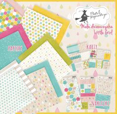 Say Hello, Little Girls, Scrapbooking, Collections, Quilts, Blanket, Creative, Paper, Toddler Girls