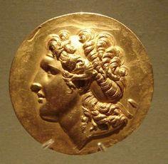 Gold Alexander Medallion of Abukir