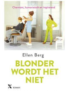 """35/52 """"Blonder wordt het niet"""" is een heerlijk boek vol humor. Het is te vergelijken met een klucht:  veel absurde situaties, extravagante personen die de revue passeren en een spannende finale. Voldoende ingrediënten voor een paar onbekommerde leesuurtjes."""