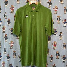 Vintage Green, Retro Vintage, Vintage Sportswear, Helly Hansen, Fred Perry, Kappa, Tommy Hilfiger, Calvin Klein, Street Wear
