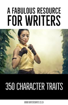 A Fabulous Resource For Writers Writers Write is your one-stop writing resource. These lists will help you select the character traits you need for the characters in your books. Book Writing Tips, Writer Tips, Writing Process, Writing Resources, Writing Help, Writer Prompts, English Writing Skills, Writing Ideas, Writing Characters