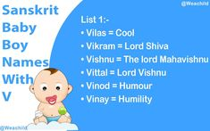 Looking for Baby Boy Names Starting With V In Sanskrit? Your search is over. You have come to the right place. Get inspiration with our Sanskrit Baby Boys Names collection. Sanskrit Baby Boy Names, Lord Shiva Names, Baby Names, Baby Boys, Meant To Be, Family Guy, Search, Inspiration, Collection
