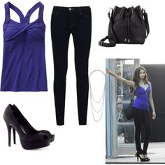 Katherine Pierce outfit - The vampire diaries