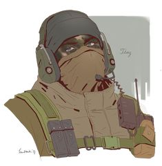 Glaz by @cpt_sunstark on Twitter You need more details