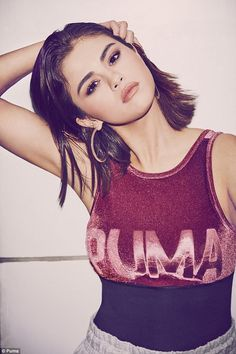 Selena Gomez Is a Phenom In New Puma Campaign Photos!: Photo Selena Gomez shows off the new Phenom shoe from Puma! It was announced earlier this year that the entertainer joined the Puma family and now her first… Selena Gomez Fotos, Selena Selena, Songs By Selena Gomez, Selena Gomez Photoshoot, Selena Gomez Cute, Selena Gomez Body, Selena Gomez Tumblr, Selena Gomez Makeup, Selena Gomez Wallpaper