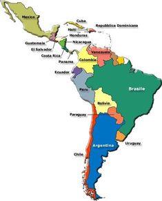 Honduras, Bolivia, Ecuador, Costa Rica, Cuba, Washington Dc, South America, Spanish, Learning