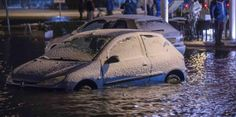 Sur de Estados Unidos amenazado por tormenta invernal -...