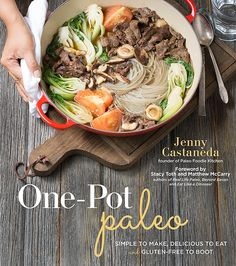 One Pot Paleo Cookbook (paleofoodiekitchen.com)