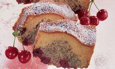 Mohn-Kirschen-Kuchen Rezept   Dr. Oetker Tiramisu, Banana Bread, French Toast, Food And Drink, Pudding, Sweets, Baking, Breakfast, Ethnic Recipes