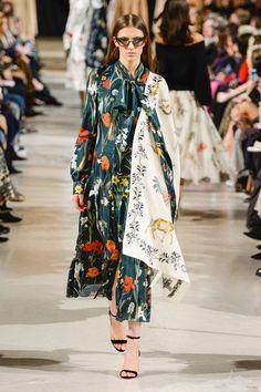 Oscar de la Renta   Ready-to-Wear - Autumn 2018   Look 21