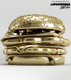 GOLDEN by Antoni Tudisco, via Behance