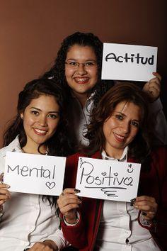 Attitude, LizethRodríguez, Estudiante, UANL, Monterrey, México Positive, LucyGonzález, Empleada, UANL, Monterrey, México Smile, DanielaRamírez, Estudiante, CIDEB, Monterrey, México