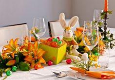 Palpites By Simone de Assis: Idéias para decorar a sua mesa de Páscoa.