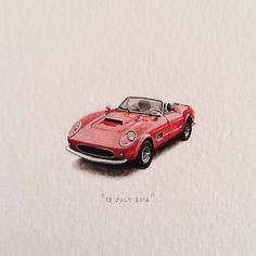 22 tiny drawings by Lorraine Loots