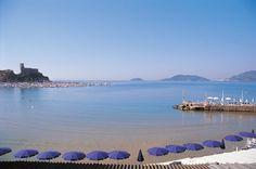Lido di Lerici, Golfo dei Poeti, Liguria © Walter Bilotta