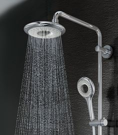 Delicieux Any Of These Rain Shower Heads With Handheld Would Work    Does Not Have To