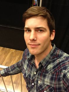 Zack Merrick is my hero to always be thoughtful and to be myself, no matter what.