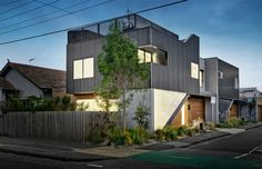 An Olympian's minimalist Melbourne townhouse goes up for auction