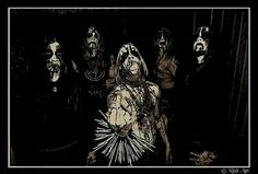 Svarttjern   Badass Norwegian black metal band with a unique sound and style.