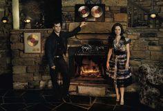 Joaquin Phoenix, Reese Witherspoon, vogue-us-magazine-november-2005-annie-leibovitz