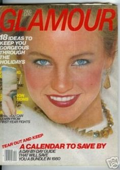 December 1979 cover with Lisa Ryall