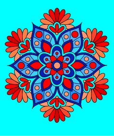 A painting for you. Mandala Drawing, Mandala Painting, Dot Painting, Mandala Pattern, Mandala Colour, Beadwork Designs, Stone Crafts, Jewish Art, Zen Art