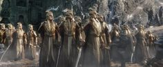Mirkwood elven warriors