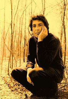 Leonard Cohen,Waiting for the Miracle.
