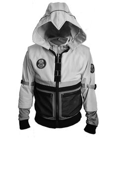 Ubi Workshop has created for you the perfect urban camouflage apparel: Assassin's Creed – The Recon jacket. Modern Assassin, Assassins Creed Hoodie, Geek Chic, Hoodie Jacket, Assassin's Creed, Mens Fashion, Hoodies, How To Wear, Clothes