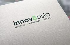 innov8asia logo design | 4 Design Logo