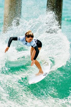 Coco Ho at the U.S. Open